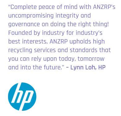 HP testimonial