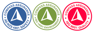 Certification logos no background
