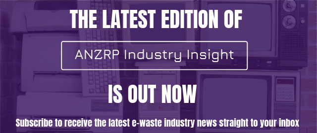 ANZRP Industry Insight Subscribe
